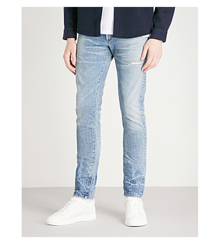CITIZENS OF HUMANITY Noah skinny jeans (Joshua+tree