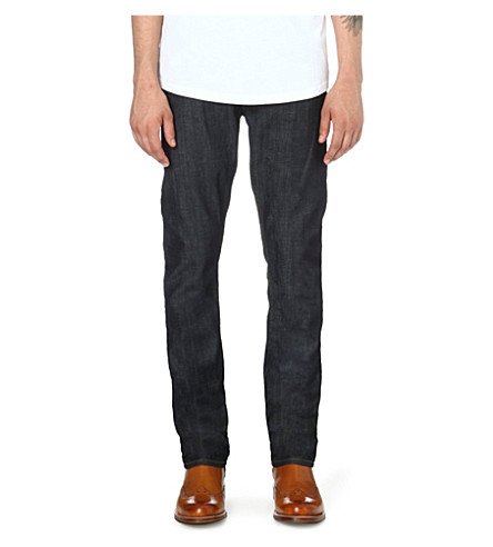 CITIZENS OF HUMANITY Slim-fit tapered jeans (Indigo