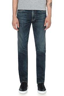 CITIZENS OF HUMANITY Slim-fit straight-cut Argo jeans