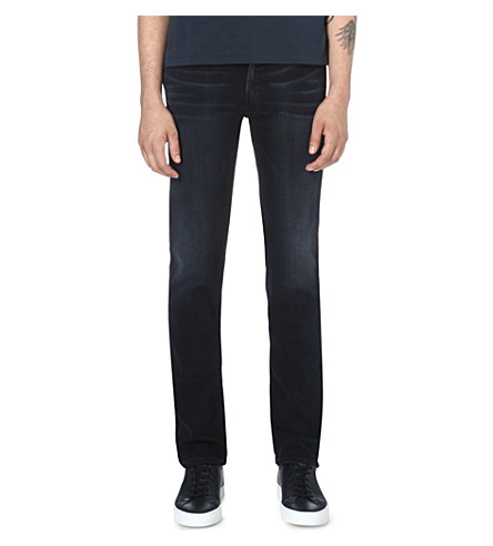 CITIZENS OF HUMANITY Slim-fit Dead Sea Mod jeans (Indigo