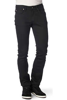 NAKED AND FAMOUS DENIM Skinny-fit straight jeans