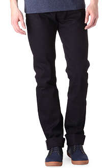 NAKED AND FAMOUS DENIM Kamikaze Attack skinny jeans