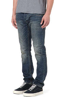 DENHAM Skin slim-fit tapered jeans