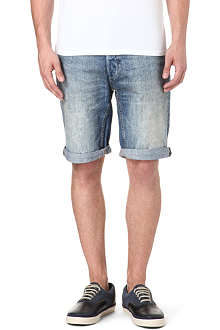 DENHAM R7 denim shorts