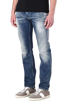 DENHAM Skin slim-fit straight-leg jeans