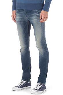 DENHAM Upgrader regular-fit skinny jeans
