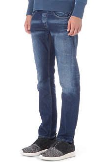 DENHAM Skin slim-fit straight jeans