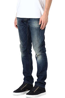 DENHAM Razor slim-fit straight jeans