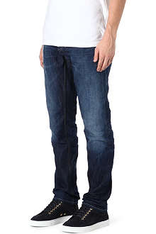 DENHAM Drill regular-fit straight jeans