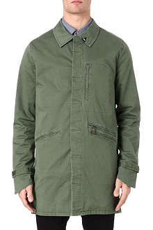 DENHAM Commission trench coat