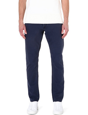 DENHAM Ape loose-fit tapered jeans