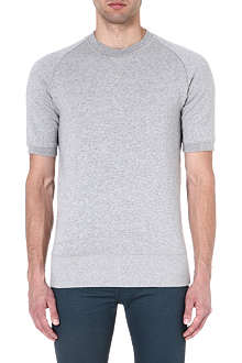 DENHAM Short-sleeved sweatshirt