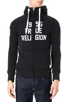 TRUE RELIGION 1956 fleece hoody