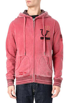 TRUE RELIGION Horse shoe hoody