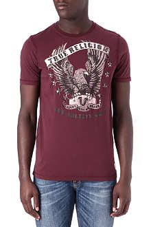 TRUE RELIGION Eagle Wings t-shirt