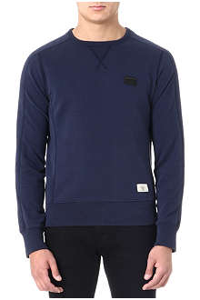 TRUE RELIGION Cotton-blend sweatshirt