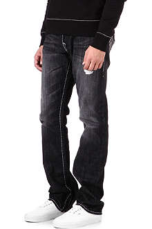 TRUE RELIGION Ricky Super T straight-leg jeans