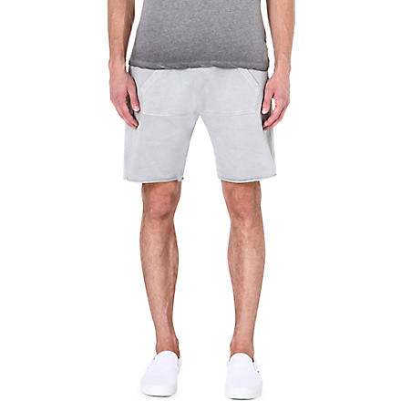 TRUE RELIGION True circle sweat shorts (Grey