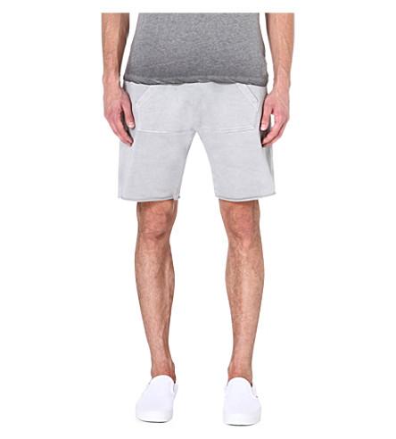 TRUE RELIGION True circle sweat shorts (Grey