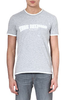 TRUE RELIGION Pocket logo t-shirt