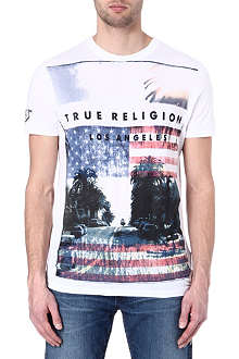 TRUE RELIGION California t-shirt