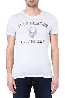 TRUE RELIGION Los Angeles t-shirt