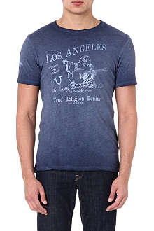 TRUE RELIGION Buddha t-shirt