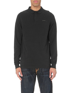TRUE RELIGION Long-sleeved polo shirt