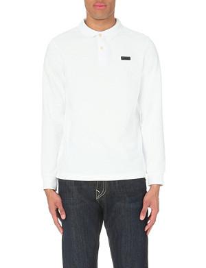 TRUE RELIGION Long-sleeved polo shirt