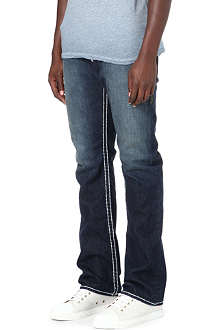 TRUE RELIGION Ricky army super-t jeans