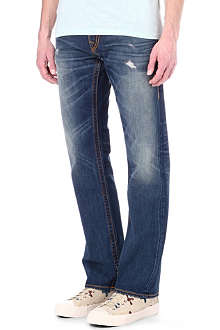TRUE RELIGION Ricky slim-fit straight jeans