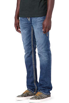 TRUE RELIGION Jack Big QT regular-fit straight jeans