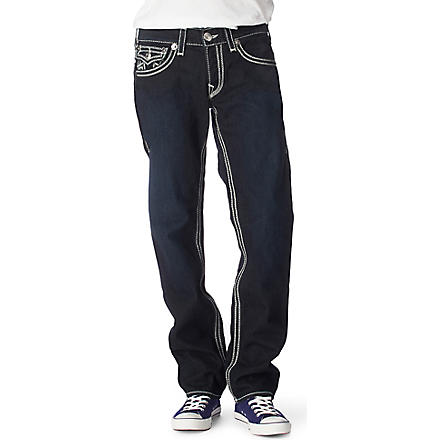 TRUE RELIGION Jack slim-fit straight jeans (Jacknife