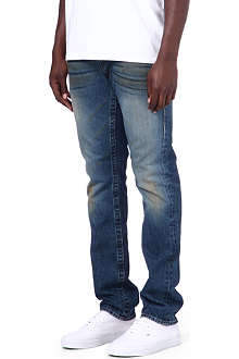 TRUE RELIGION Rocco slim fit straight jeans