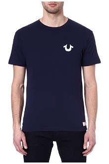 TRUE RELIGION Traditional logo t-shirt