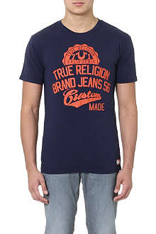 TRUE RELIGION Study Hall cotton t-shirt