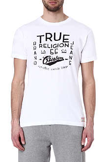 TRUE RELIGION Cotton t-shirt