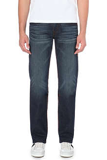 TRUE RELIGION Ricky regular-fit straight jeans
