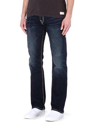 TRUE RELIGION Ricky Super T regular-fit straight jeans