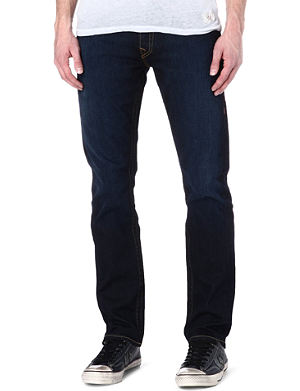 TRUE RELIGION Jack Pioneer regular-slim straight jeans