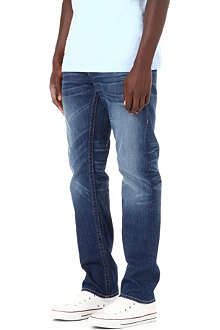 TRUE RELIGION Jack Pioneer regular-slim jeans
