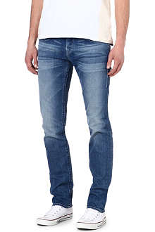 TRUE RELIGION Zach regular-fit skinny jeans