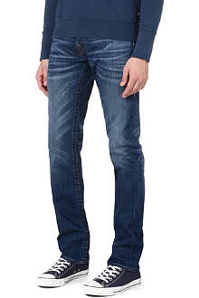 TRUE RELIGION Geno jacknife slim-fit jeans