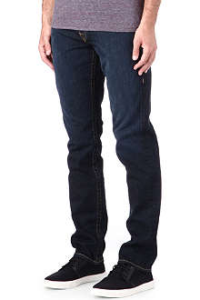 TRUE RELIGION Geno jacknife slim-fit tapered jeans