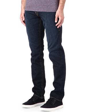 TRUE RELIGION Geno jacknife slim-fit tapered jeans