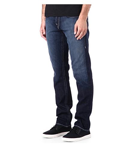 TRUE RELIGION Geno lonestar jeans (Dk+blue