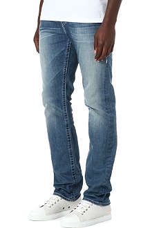 TRUE RELIGION Geno regular-fit straight jeans