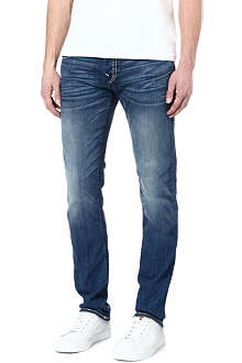 TRUE RELIGION Rocco Super T slim-fit jeans