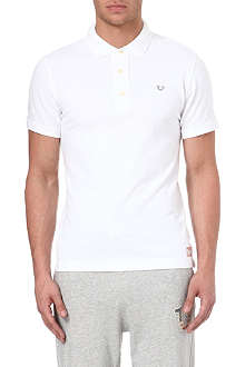 TRUE RELIGION Logo polo shirt