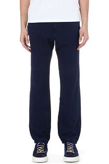 TRUE RELIGION Overdyed indigo sweat pants